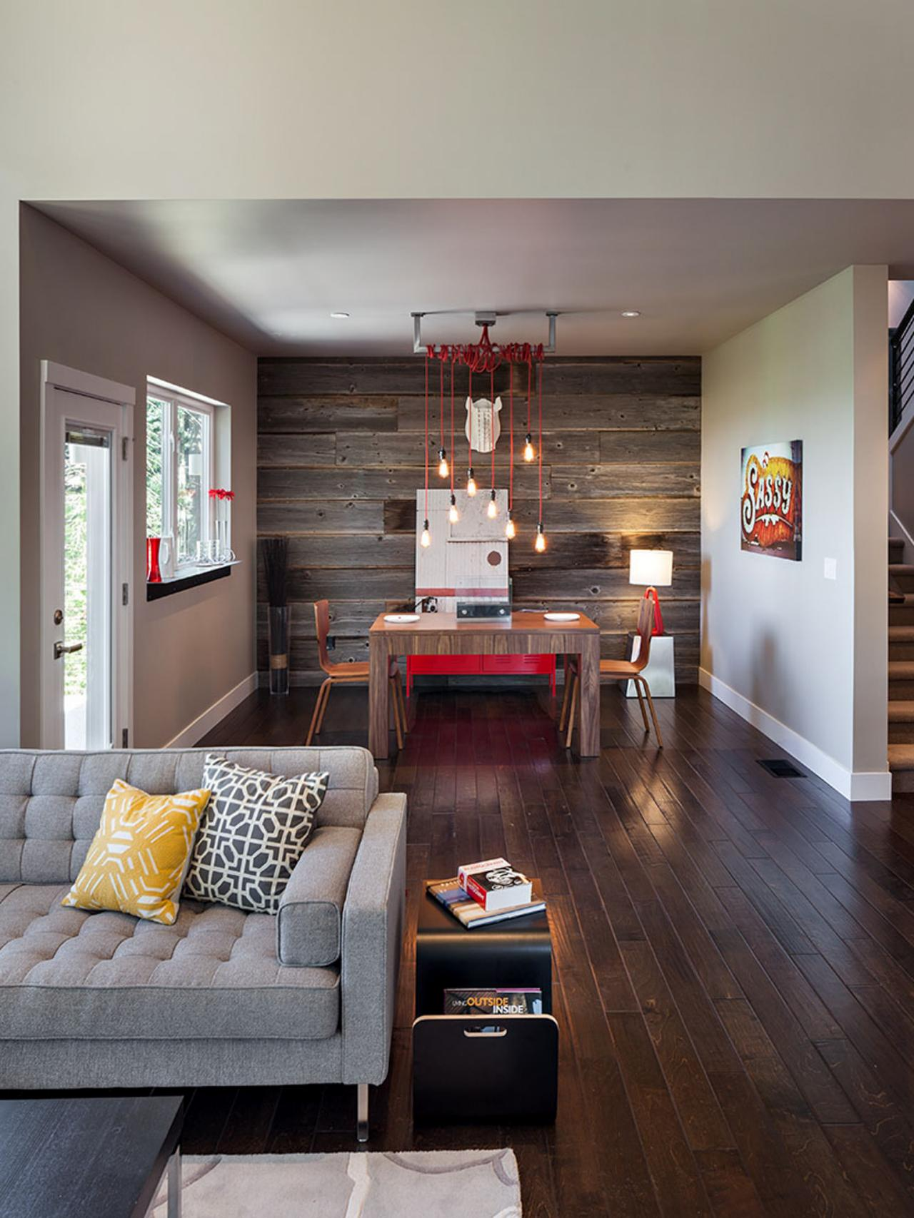 Living Room Accent Wall: Living Room Designs With Beautiful Woodwork