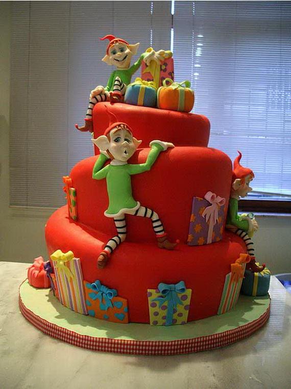 awesome-christmas-cake-design