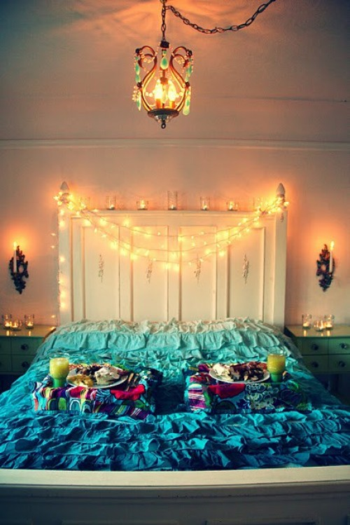 40 Christmas Decorations Bedroom Design Ideas