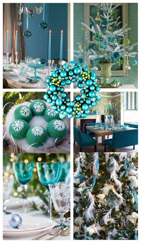 blue-and-teal-christmas-decorations