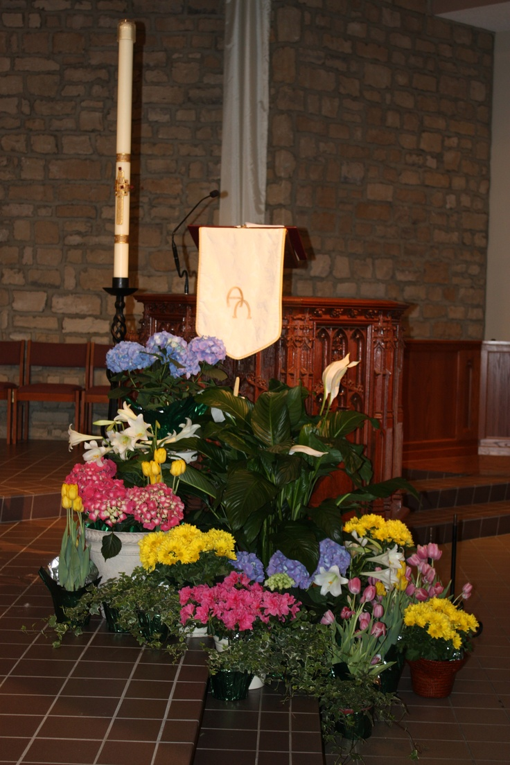 catholic-church-easter-decorations