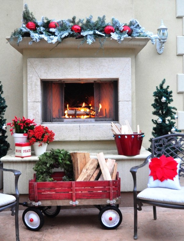 chirstmas-decorations-fireplace-design