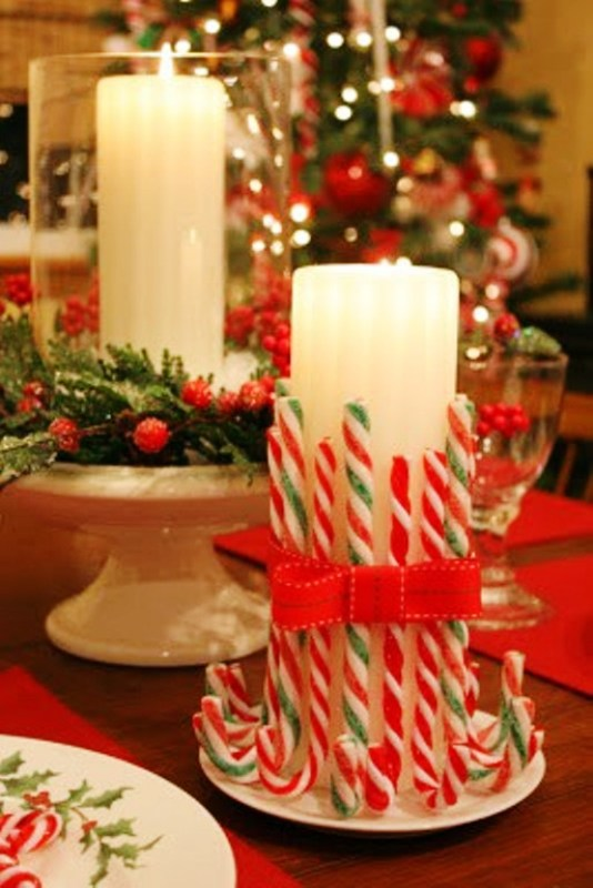 christmas-decorating-with-candles-centerpieces