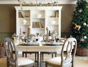30 White Kitchen Christmas Decorations Ideas