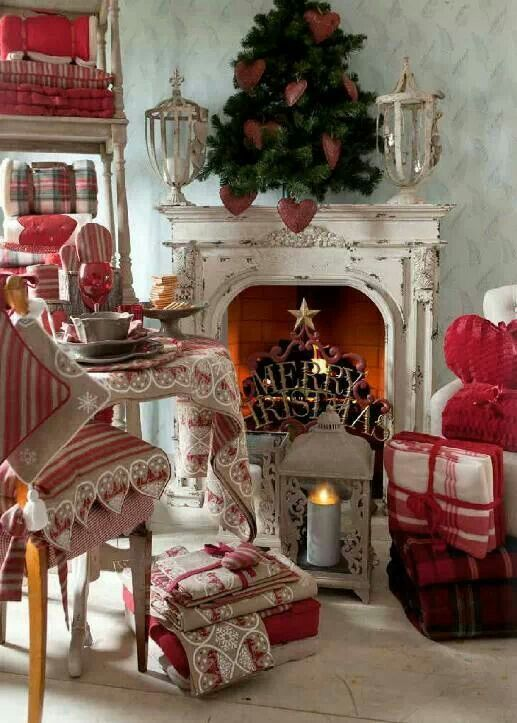 country-shabby-chic-christmas-decorating-2012