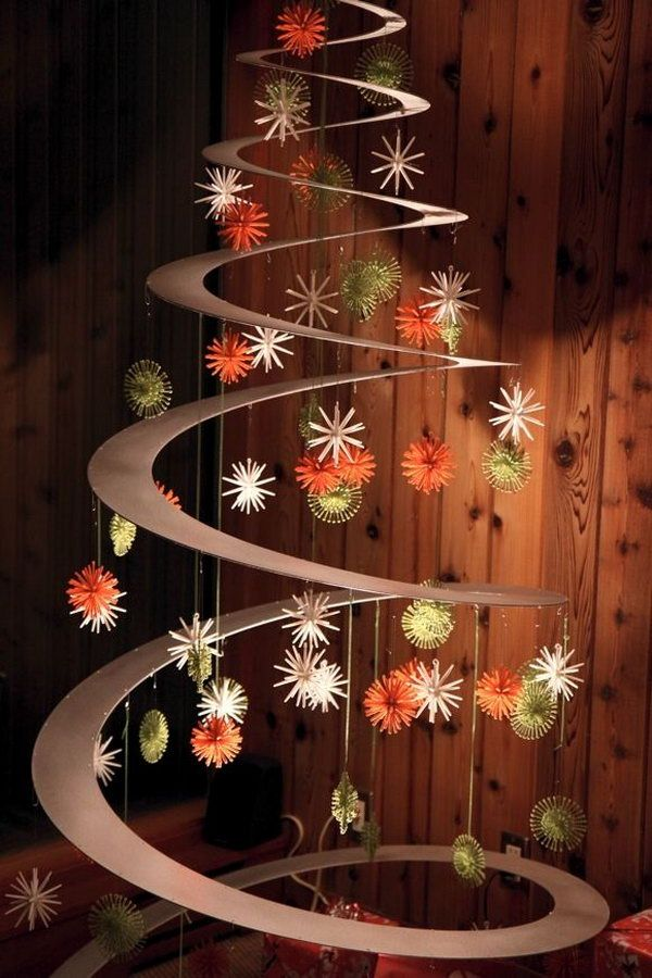creative-christmas-tree-decorating-ideas