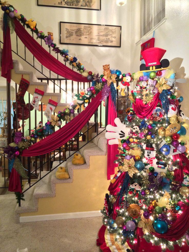 disney-christmas-tree-ideas-2016