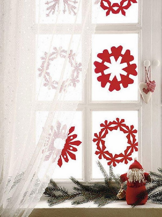 elegant-christmas-window-decorating-ideas