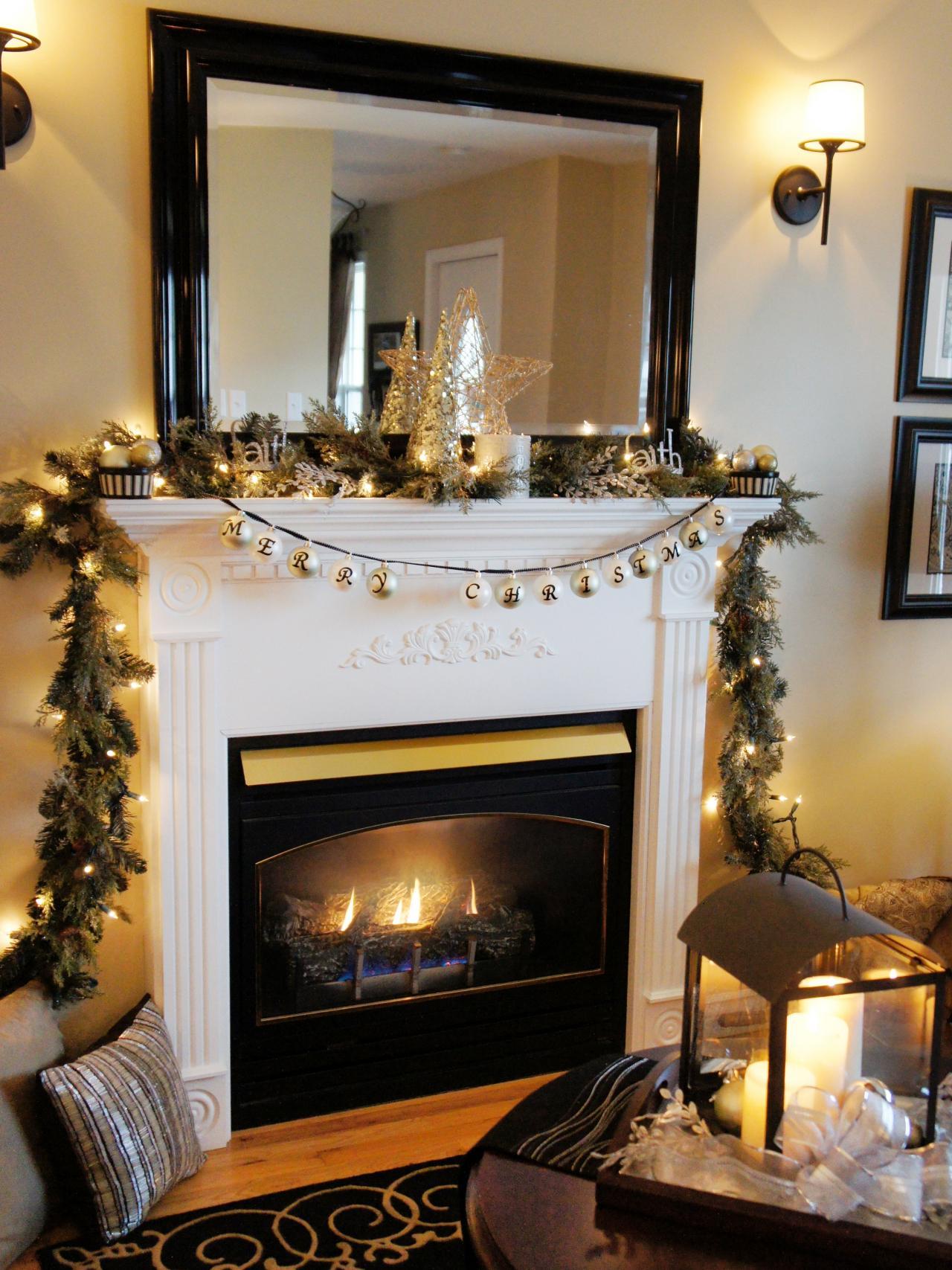 fireplace-mantels-christmas-decor-ideas