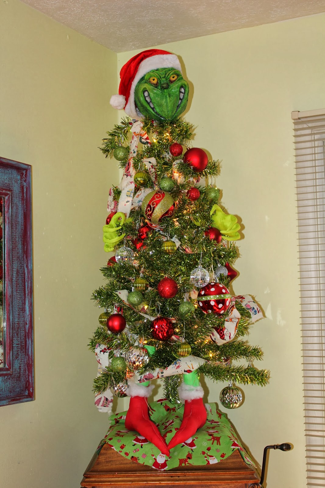 Christmas Grinch Decorations.40 Grinch Christmas Decorations Ideas Decoration Love