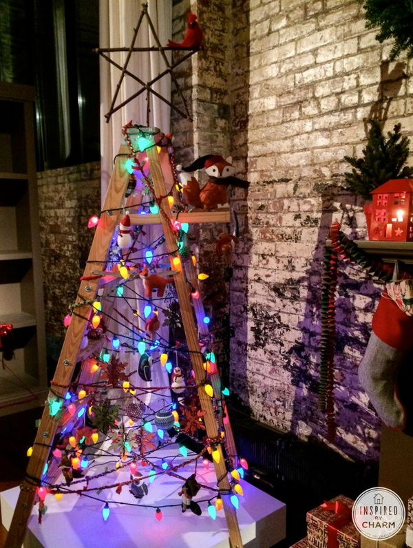 ladder-christmas-tree-ideas