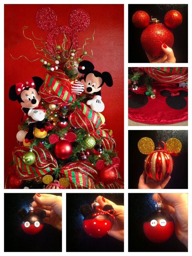 mickey-mouse-christmas-tree-theme