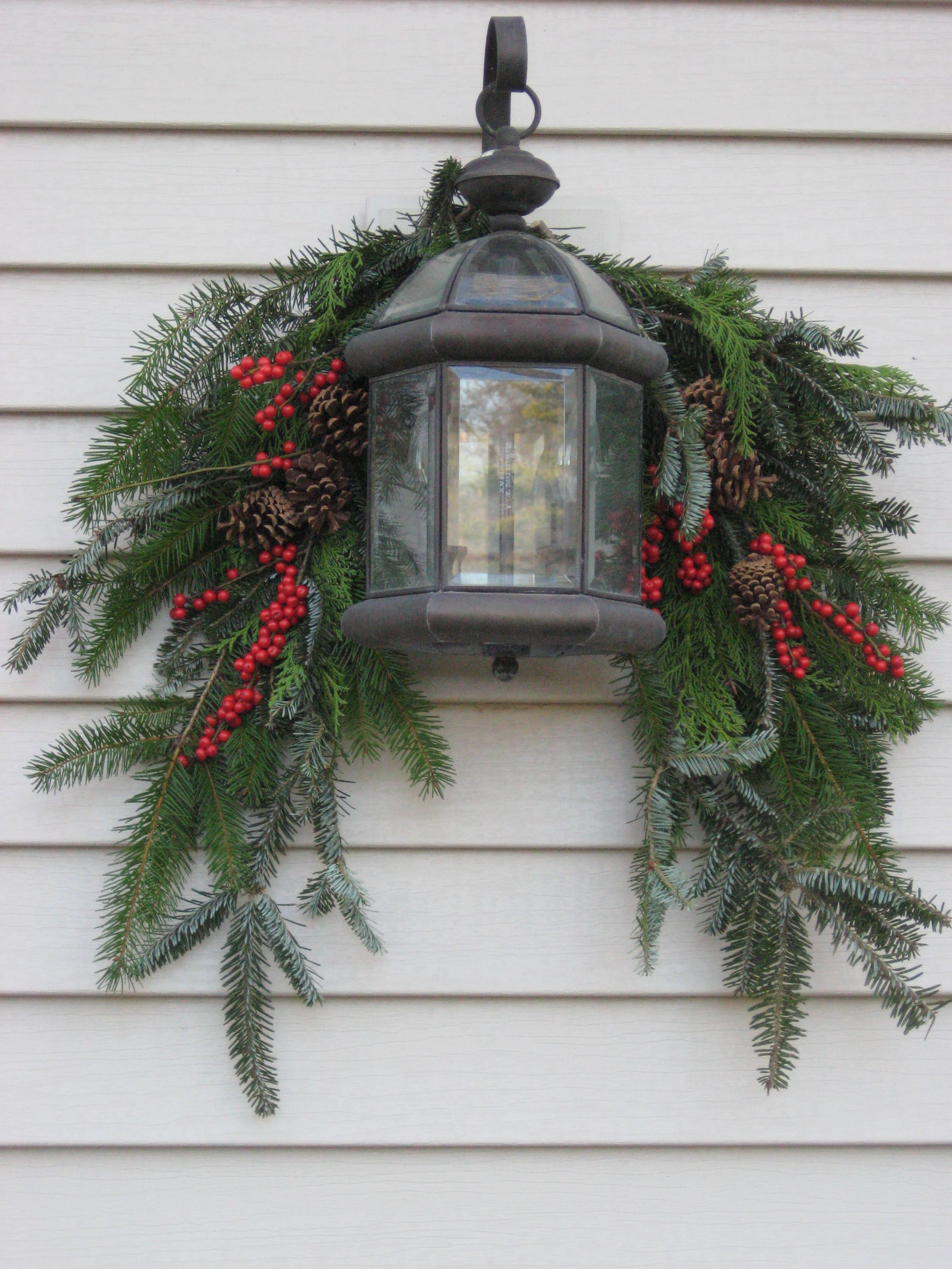 36 Amazing Outdoor Christmas Decorations Ideas ...