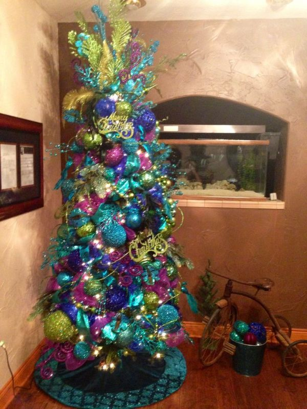 peacock-christmas-tree-fine-idea