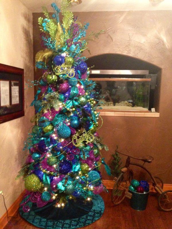 peacock-christmas-tree-fine-idea