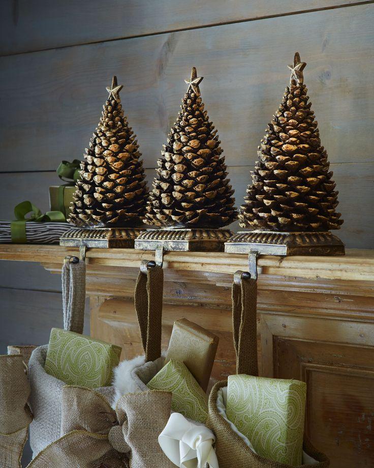 37 Amazing Pine Cone Christmas Tree Decorations Ideas