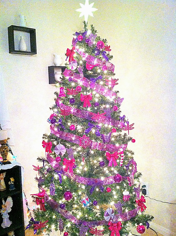 35 Purple Christmas Tree Decorations Ideas You Can T Miss