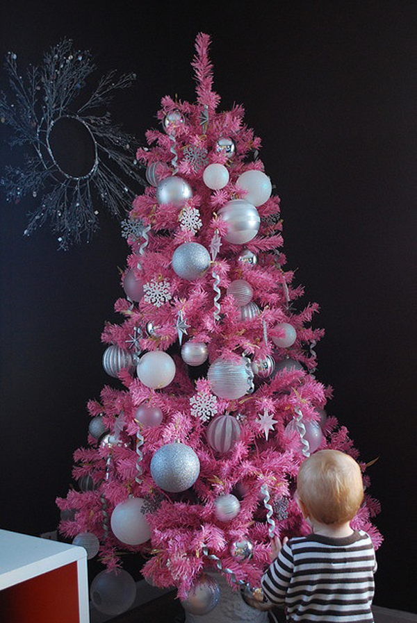 Pink Christmas Tree Decorations Ideas.21 Childrens Christmas Tree Decorations Ideas Decoration Love