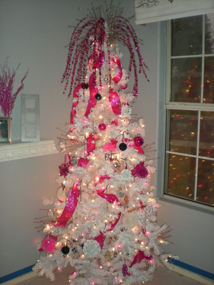 pretty-girly-christmas-trees