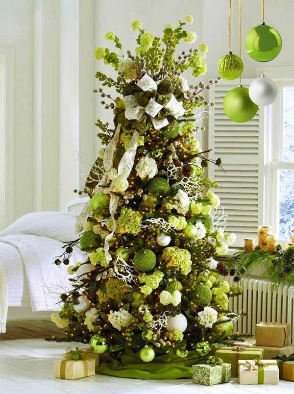 rustic-christmas-tree-decorating-ideas
