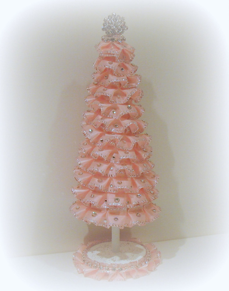 shabby-chic-pink-christmas-tree