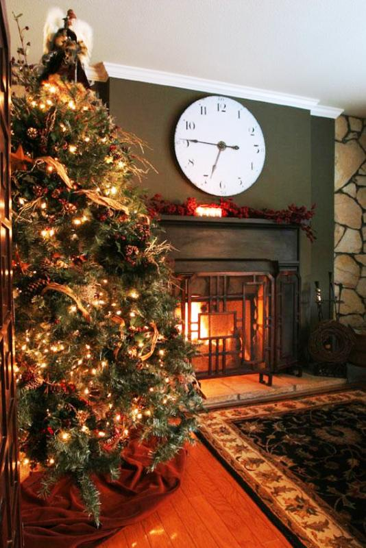 simple-decorations-country-christmas-tree