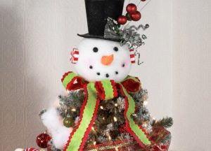35 Snowman Christmas Tree Decorations Ideas For This Year