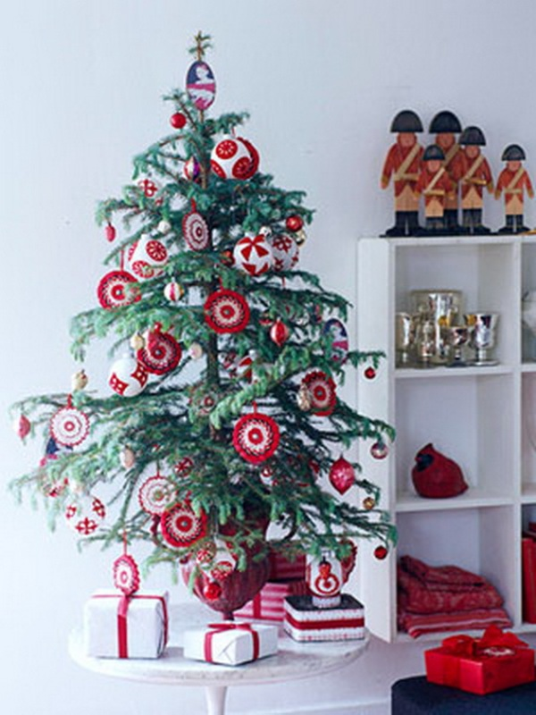 tabletop-christmas-trees-decorating-idea