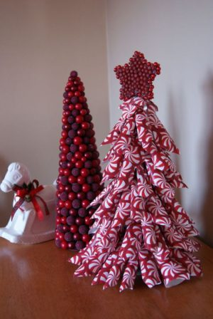 40 Beautiful Paper Christmas Tree Decorations Ideas