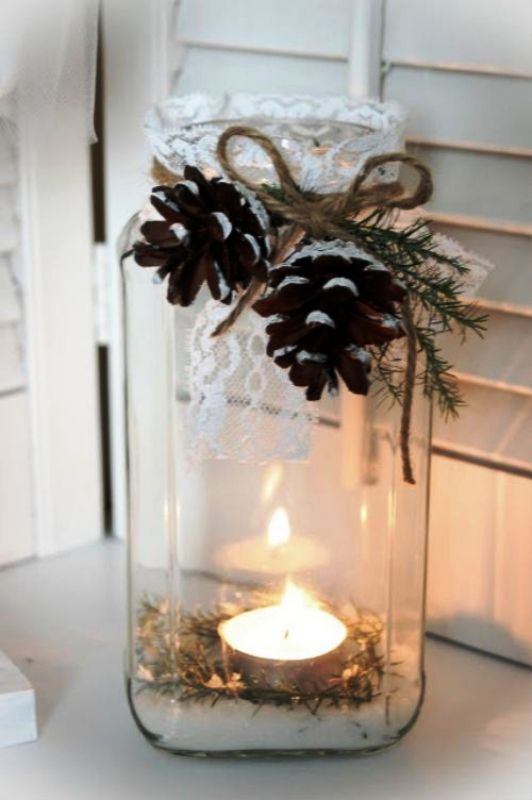 christmas-candle-jar-decor-window