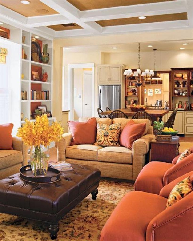 Family Roomdesigns Home Interior: 25 Cozy Designer Family Living Room Design Ideas