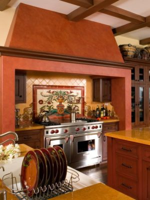 25 Mediterranean Kitchen Design Ideas