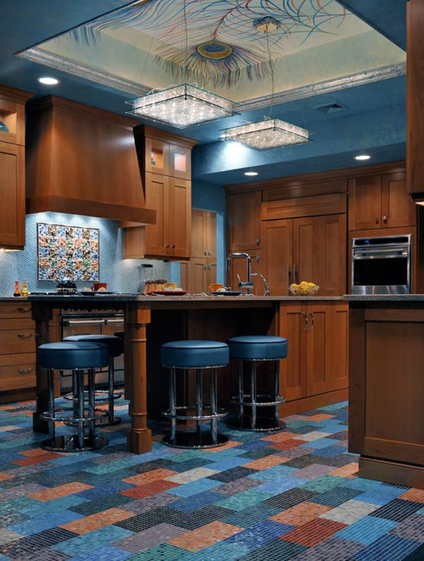 25 Eclectic Kitchen Design Ideas