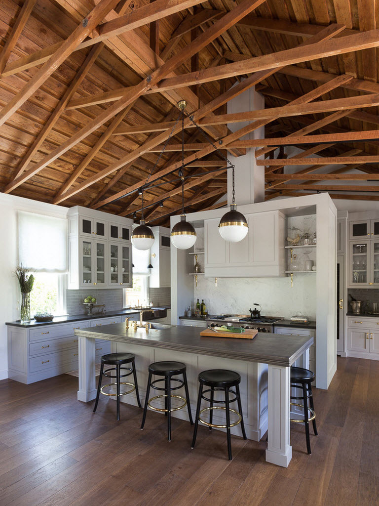 Transformation Craftsman Kitchen Design