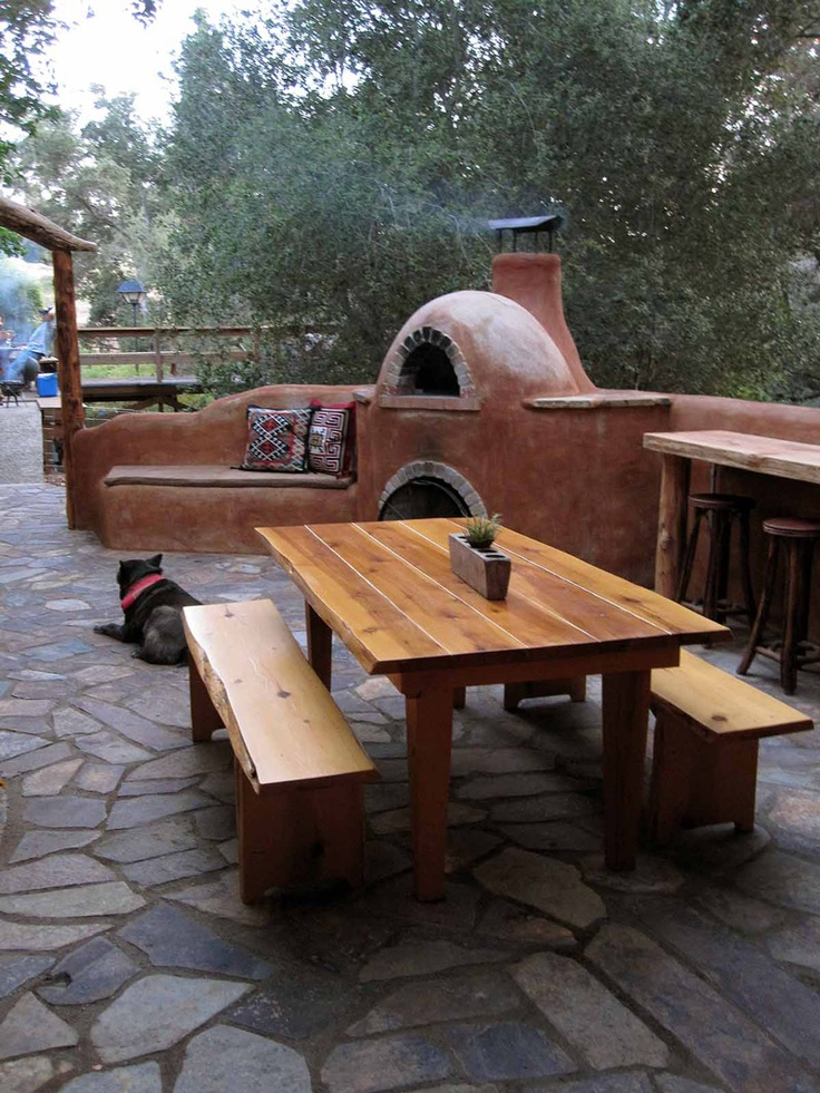 Rustic Outdoor Patio Design Ideas 2016