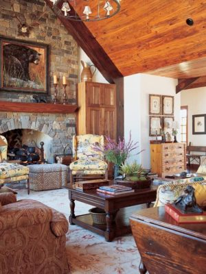 25 Traditional Living Room Design Ideas