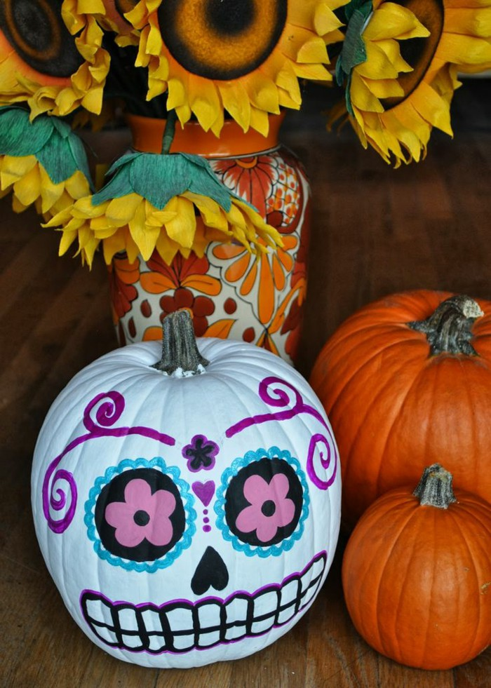 Halloween decoration Pumpkin pictures