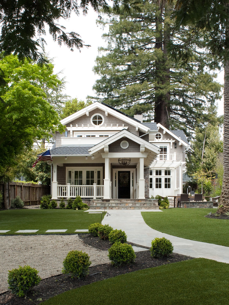 Traditional House Exterior Design Ideas