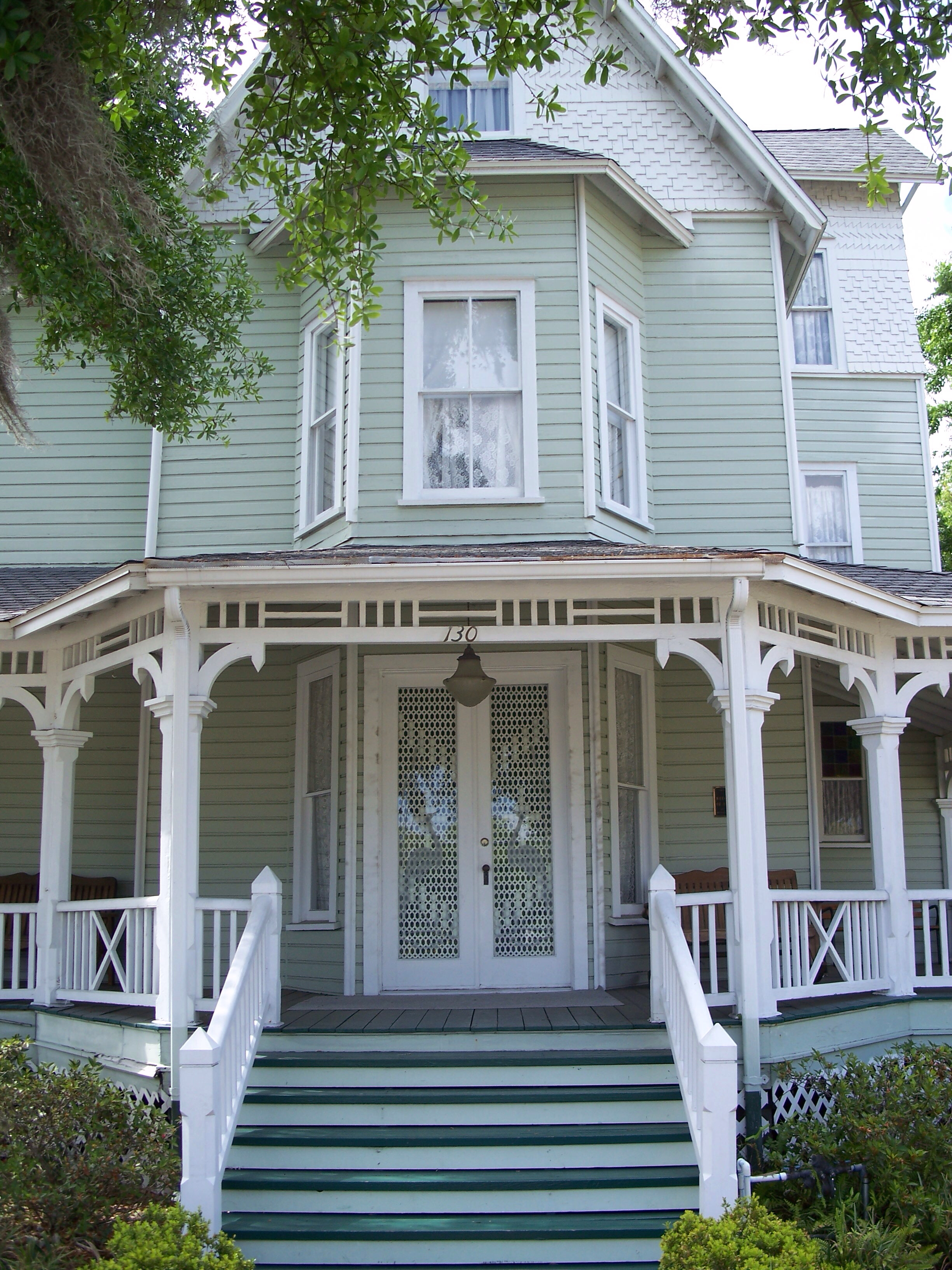 Victorian Exterior House Paint Colors