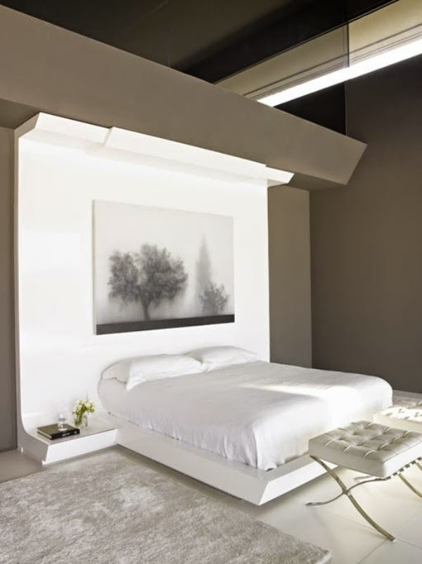 Awesome comfortable Minimalist Bedroom Design