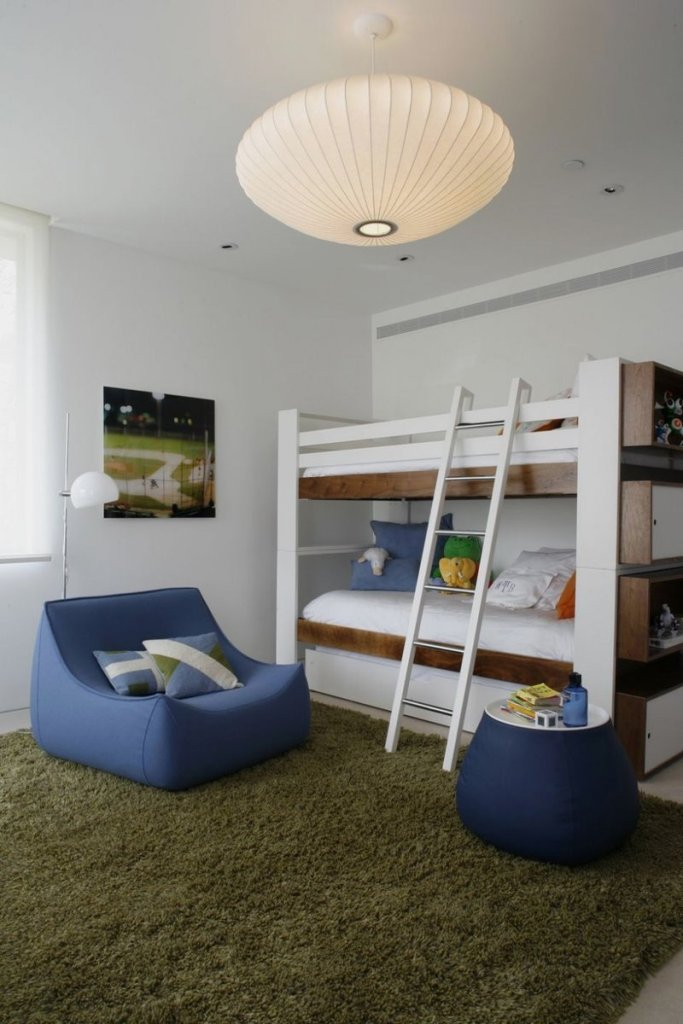 Big Kids Bedroom Interior Design