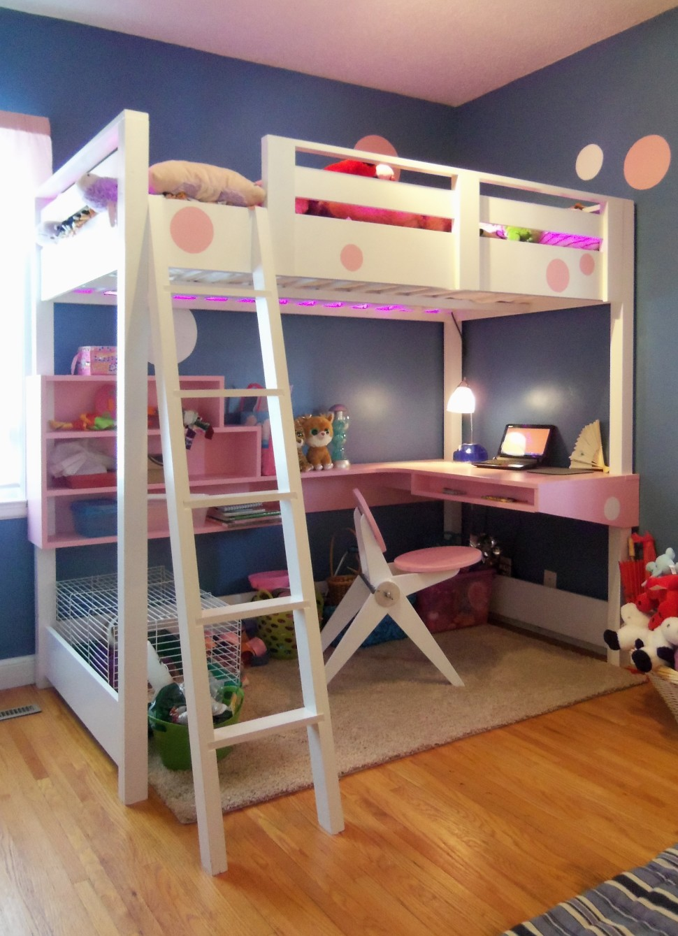 Cool Cheap Bedroom Design for kids