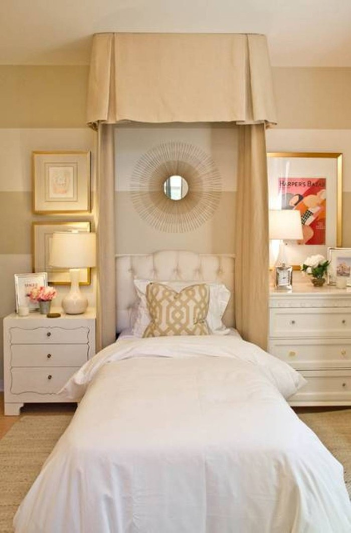 Small Bedroom Design For Women