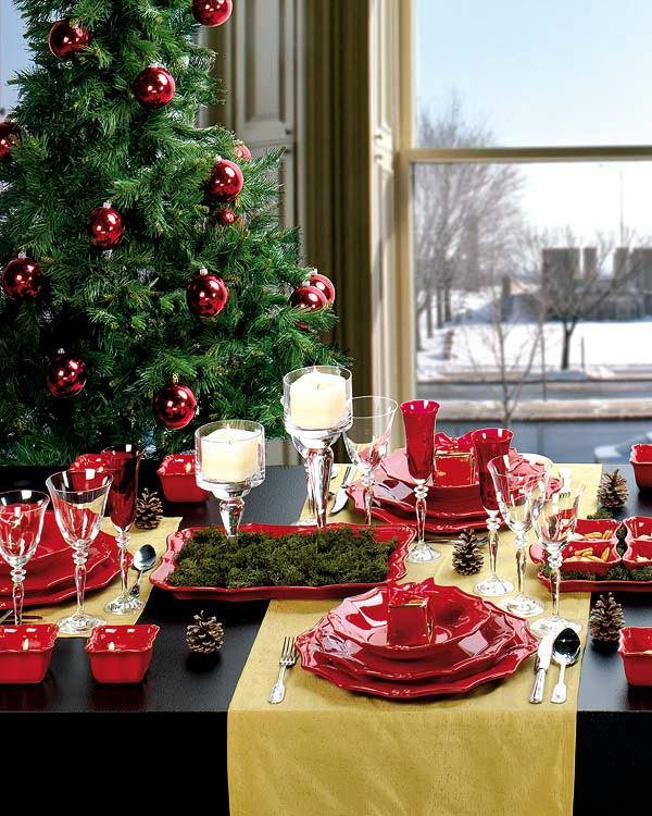 Christmas Table Decor Ideas