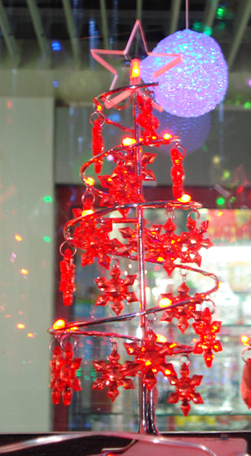 Christmas Tree Light Decoration Ideas