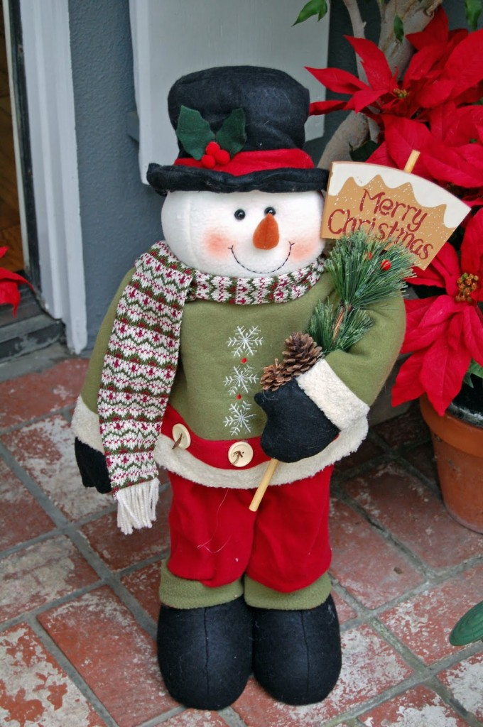 Great Front Porch Christmas Decorating Ideas