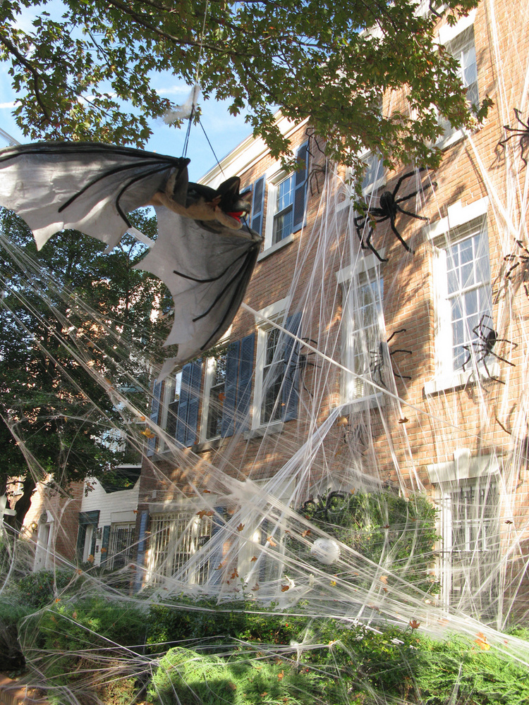 Halloween Outdoor Spider Decoration