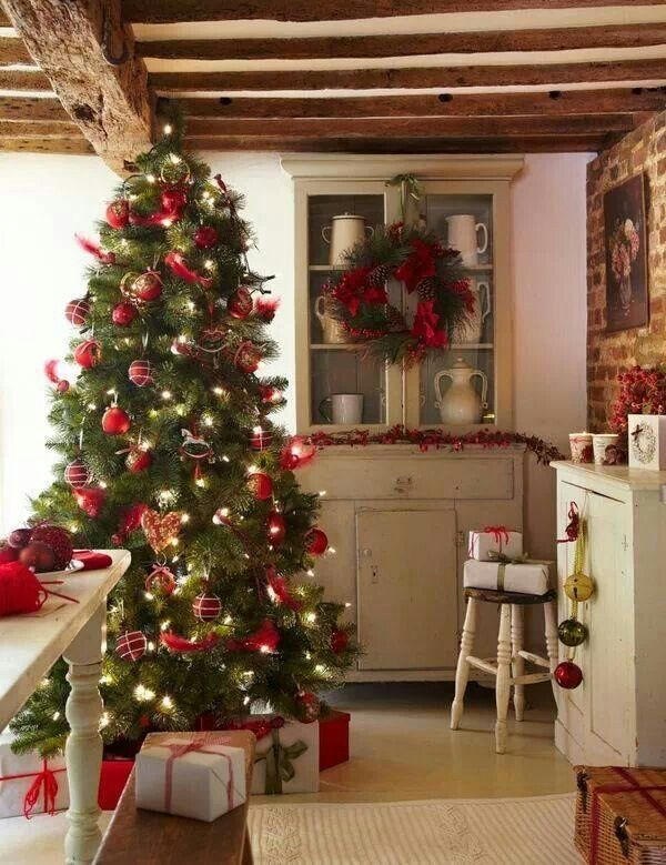 Pinterest Country Christmas