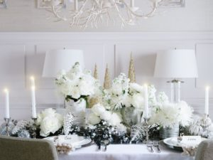 25 Amazing White Christmas Decorations Ideas