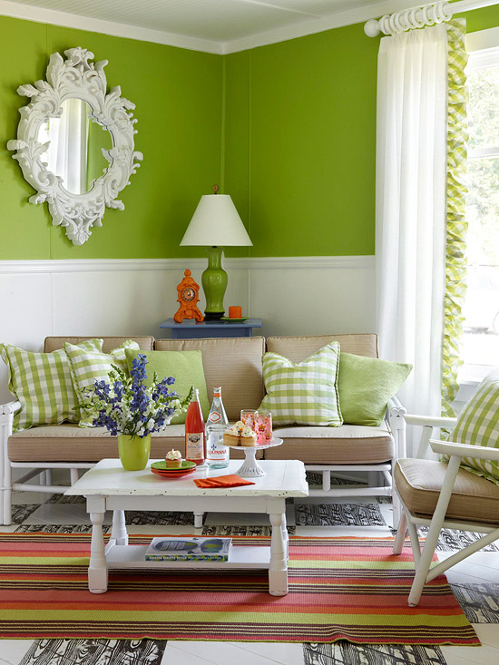 apple-green-living-room